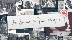 The search for Dave McGill